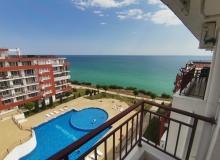 Апартамент с видом на море в Панорама Форт Бич. Фото 1