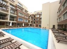 Двухкомнатная квартира в 50 м от пляжа в Созополе. Фото 2