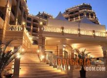 Двухкомнатная квартира в элитном комплексе на Золотых Песках. Фото 12