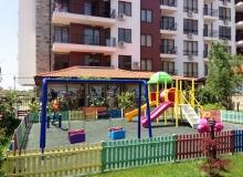 Двухкомнатная квартира в Равде в комплексе. Фото 11