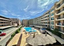 Двухкомнатная квартира с беседкой в комплексе Шато Ахелой 1. Фото 15