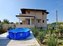 Новый двухэтажный дом в пригороде Бургаса. Фото 15