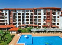 Квартира на первой линии в комлексе Феста Поморие. Фото 8