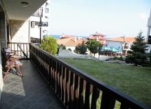 Трёхкомнатный апартамент на первой линии моря в Святом Власе. Фото 13