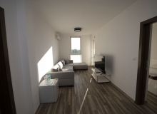 Новая трехкомнатная квартира в центре Солнечного Берега. Фото 4