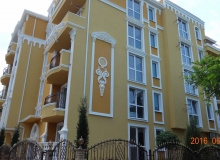 Трехкомнатная квартира в элитном доме в городе Несебр. Фото 2