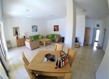 Большой апартамент в комплексе Марина Кейп, Ахелой. Фото 4