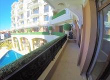 Двухкомнатная квартира в комплексе Романс Париж, Святой Влас. Фото 8