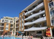 Двухкомнатная меблированная квартира на Солнечном Берегу в 150 метрах от пляжа. Фото 17