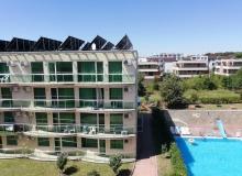 Недорогая двухкомнатная квартира на продажу в Сарафово. Фото 7
