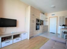 Двухкомнатная квартира в комплексе Мессембрия Резорт, Солнечный Берег. Фото 7