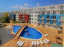 Дешевая квартира с 1 спальней в Болгарии. Фото 1