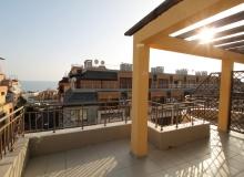 Трехкомнатная квартира с панорамной террасой в Святом Власе. Фото 5