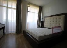 Просторный апартамент на первой линии в Царево, Врис. Фото 22