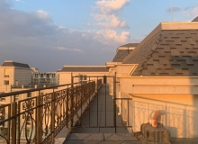 Апартамент с панорамной террасой на первой линии в Поморие. Фото 8