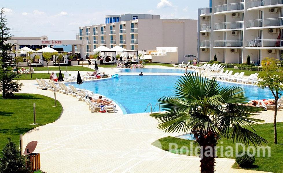 Недвижимость на болгарском побережье купить апартаменты за границей