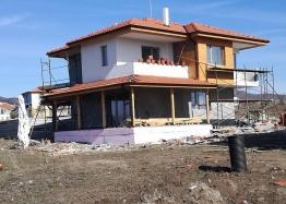 Новые дома в ближайшем пригороде Бургаса - Банево. Фото 7