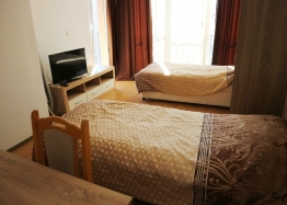 Продажа двухкомнатной квартиры у моря в Солнечном Береге. Фото 12