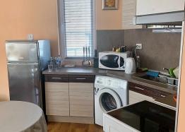 Двухкомнатная квартира без таксы поддержки в Несебре. Фото 14