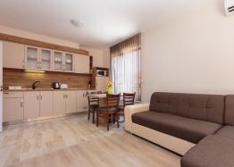 Новая двухкомнатная квартира в Поморие - для ПМЖ. Фото 1