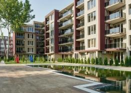 Новая двухкомнатная квартира на продажу в Солнечном Береге. Фото 1
