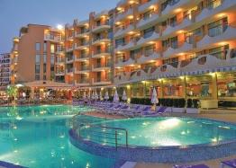 Двухкомнатная квартира рядом с пляжем в Солнечном Береге. Фото 1