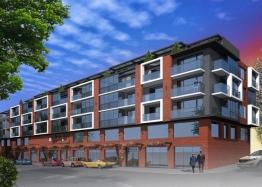 Квартиры в новостройке в центре Бургаса. Фото 1