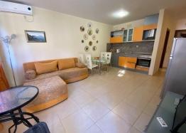 Двухкомнатная квартира в 150 м от пляжа в Равде. Фото 1