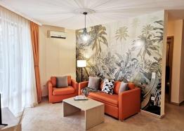 Двухкомнатная квартира в комплексе Роял Сан. Фото 6