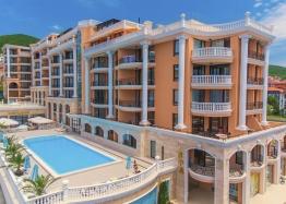 Апартамент на второй линии моря в комплексе Адмирал. Фото 1
