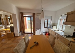 Апартамент с тремя спальнями в Несебр Гарденс, Кошарица. Фото 2