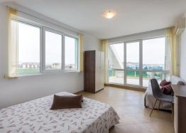 Большая квартира с видом на море в курорте Равда. Фото 3