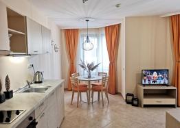 Двухкомнатная квартира в комплексе Роял Сан. Фото 9