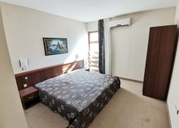Апартамент с двумя спальнями на второй линии моря. Фото 3