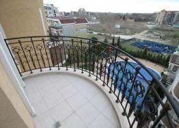Роскошная двухуровневая квартира в Messembria Palace. Фото 7