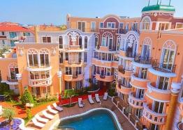 Двухкомнатная квартира в комплексе Мелия, Равда. Фото 1