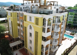 Двухкомнатная квартира в комплексе Sweet Homes 5. Фото 13