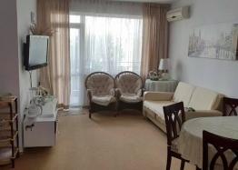 Трехкомнатная меблированная квартира в Солнечный Берег. Фото 1