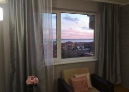 Продажа двухкомнатной квартиры в комплексе Меджик Дриймс с видом на море. Фото 3