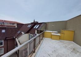 Прекрасный апартамент с панорамой моря в Приморско. Фото 11