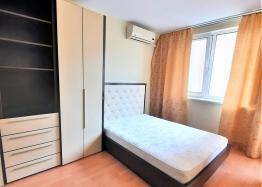 Двухкомнатная квартира около пляжа в Солнечном Береге. Фото 11