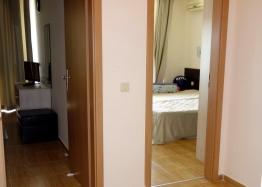 Трёхкомнатная меблированная квартира в Святом Власе. Фото 5