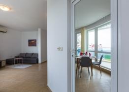 Большая квартира с видом на море в курорте Равда. Фото 14