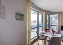 Большая квартира с видом на море в курорте Равда. Фото 11