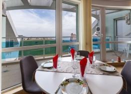 Большая квартира с видом на море в курорте Равда. Фото 8