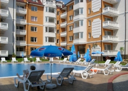Си Даймонд /Sea Diamond/-купить квартиру на море в Болгарии. Фото 1