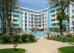 Двухкомнатная квартира в 100 метрах от пляжа. Фото 1