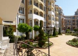 Двухкомнатная квартира в комплексе Элитония Гарденс. Фото 11