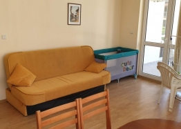 Двухкомнатная квартира на первой линии в Равде. Фото 11