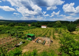 Новый дом в 16 км от г. Обзор. Фото 9